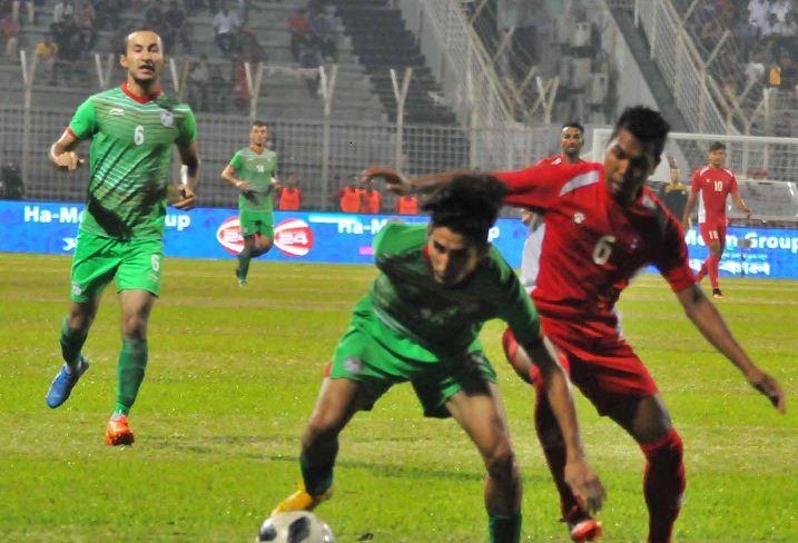 BB Gold Cup: Tajikistan off to good start beating holders Nepal 2-0