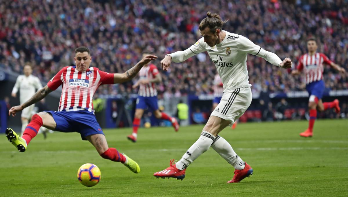 Real Madrid wins Madrid derby, rises back to 2nd in La Liga