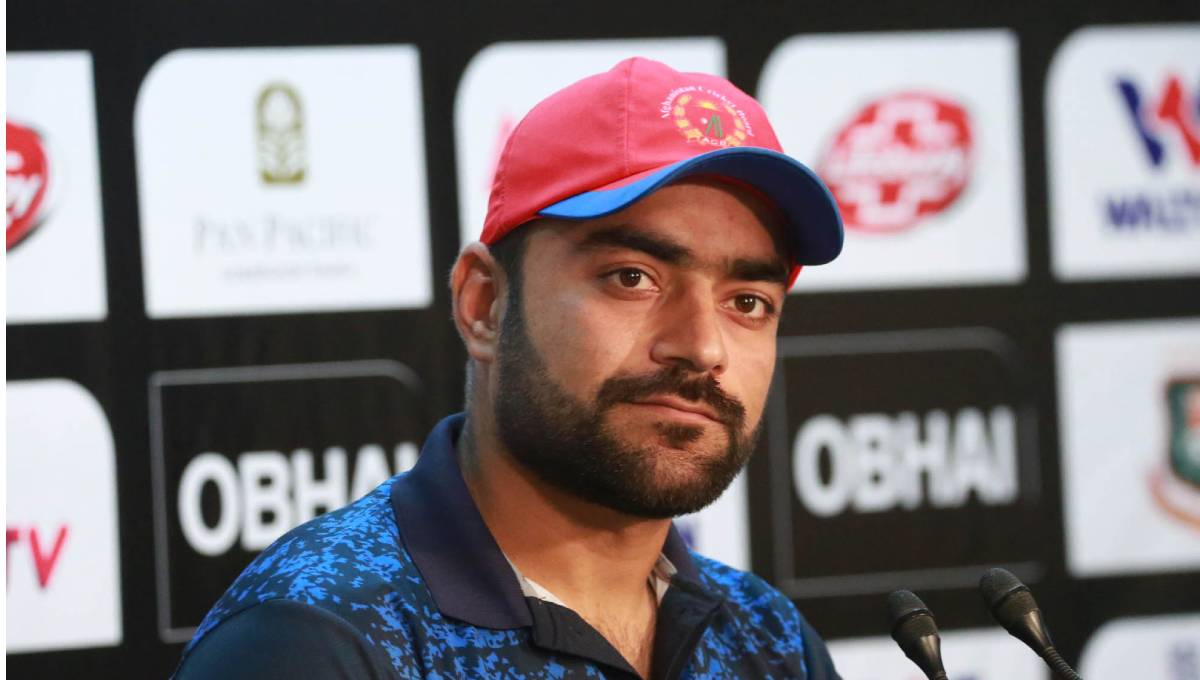 Rashid Khan's Injury A Concern For Afghanistan Ahead Of Tri-Series Final