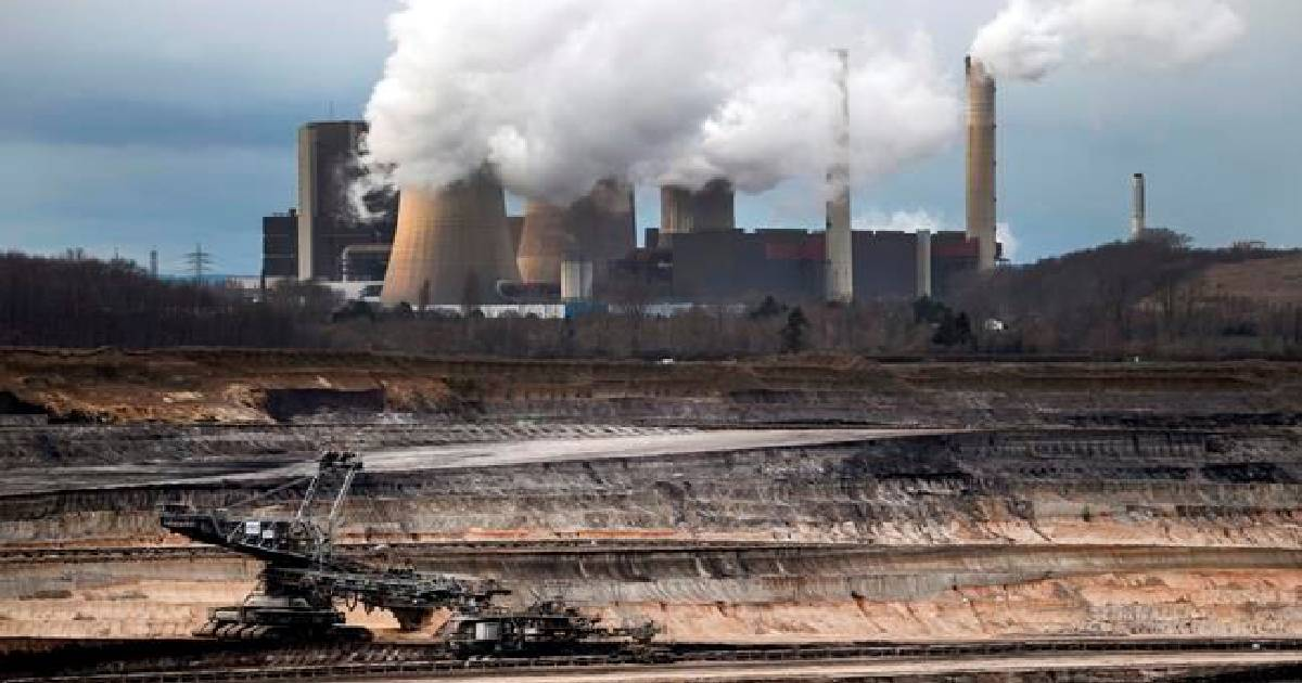 coal-fired electricity ,  German officials ,  coal mining ,  coal-fired power