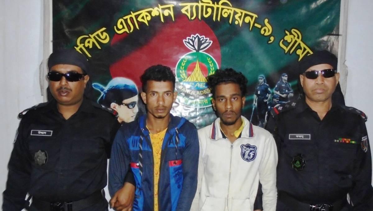 2 held in Habiganj over Sylhet gang rape