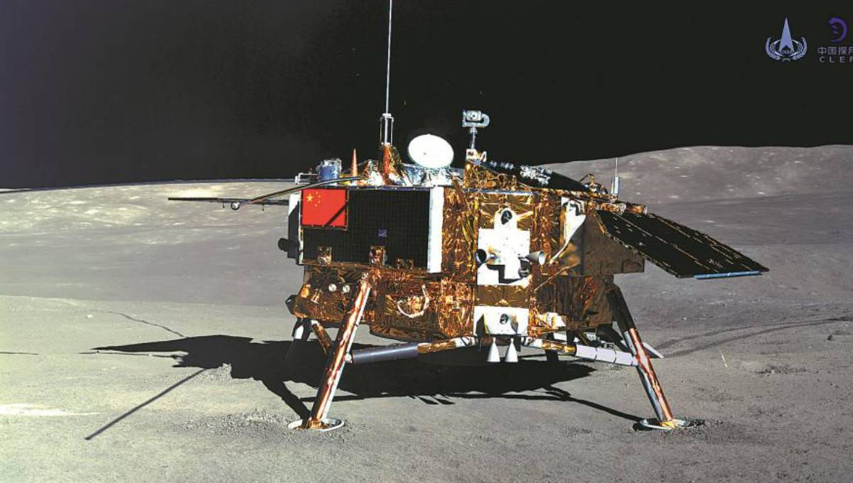 China ,  Chang'e-5 probe