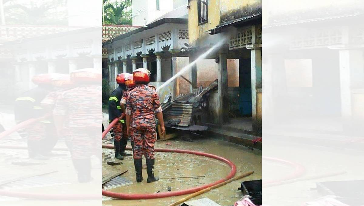 3 houses gutted in Sylhet fire