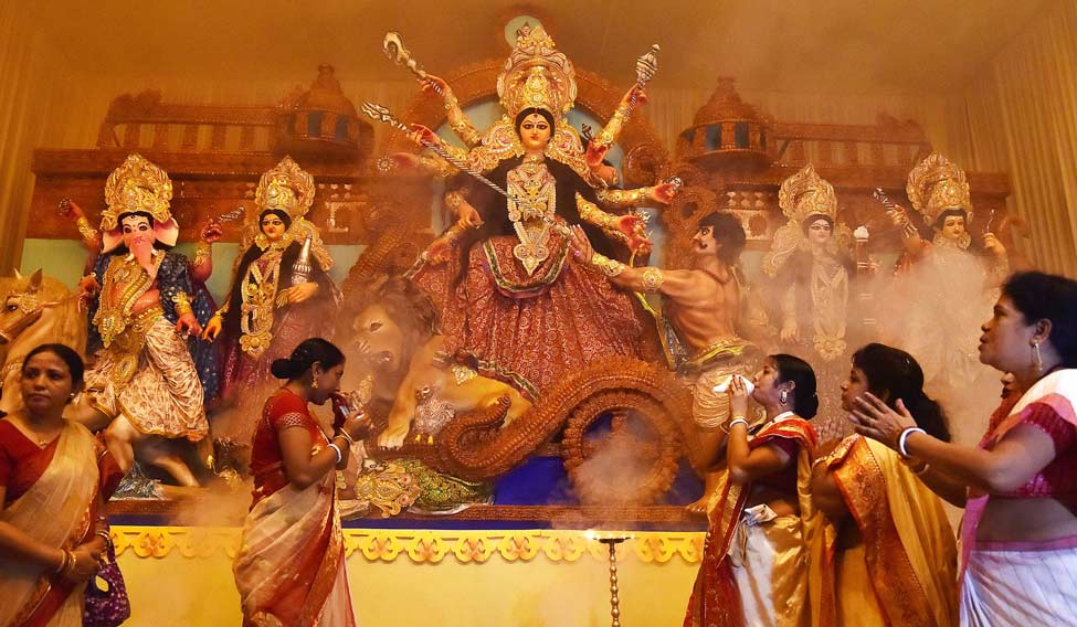 Durga Puja begins today
