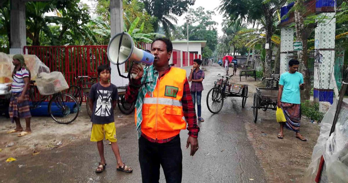 Cyclone Bulbul ,  Bangladesh