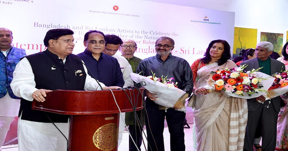 Artists can play role in building peaceful, sustainable world: FM