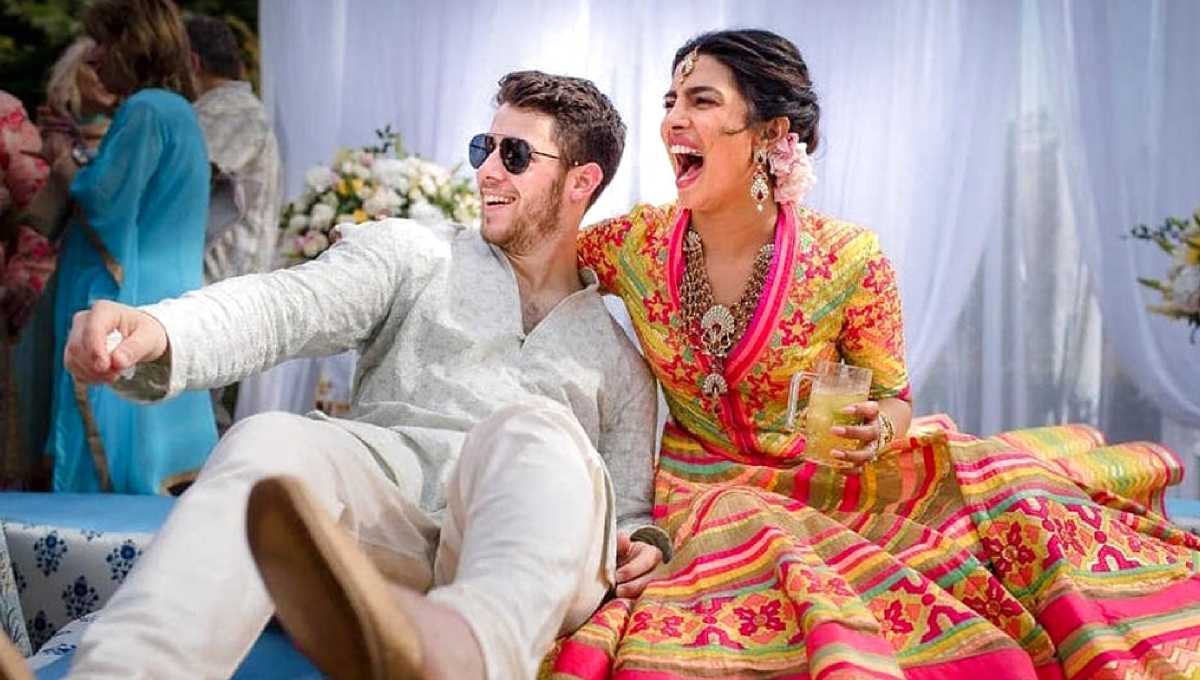 Nick Jonas, Priyanka Chopra post wedding on social media