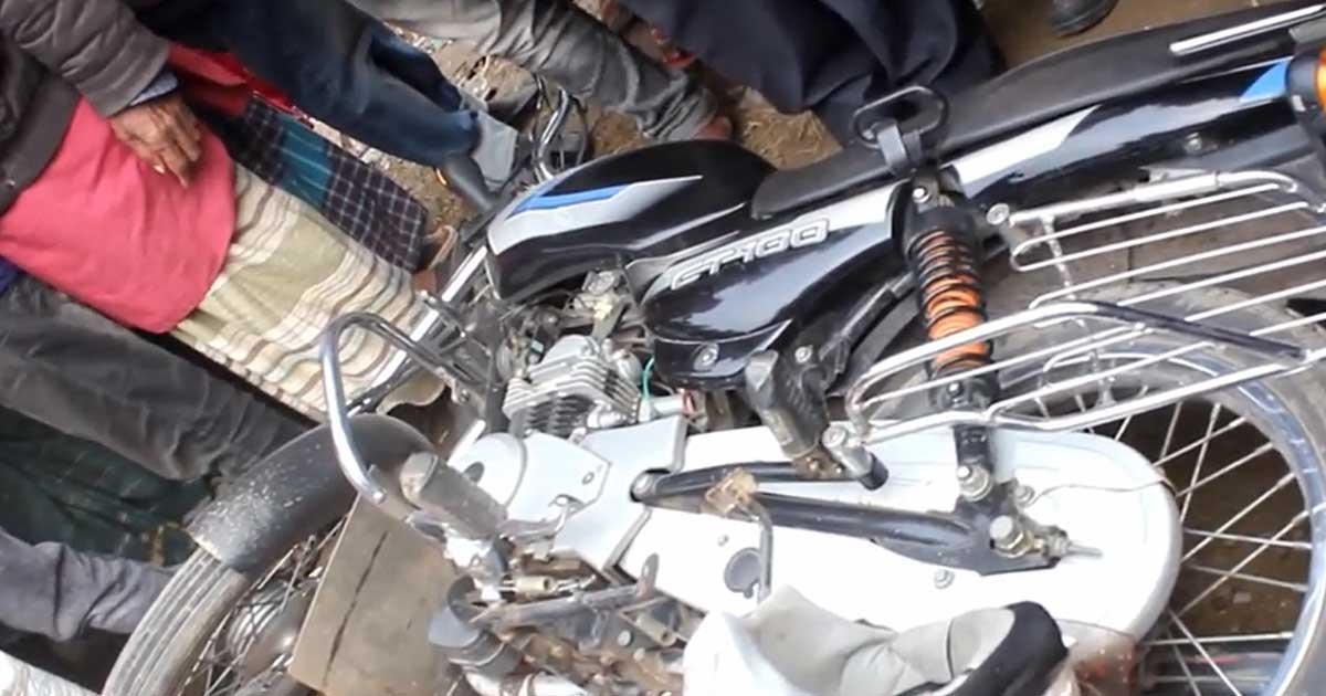 Chapainawabganj Accident : চাঁপাইনবাবগঞ্জে ট্রাকের ধাক্কায় বাবা-মেয়ে নিহত