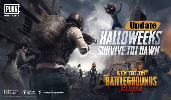 PUBG Halloween Update : পাবজির নতুন আপডেট হ্যালোইন মোড - বদলে গেল খেলার ধরন