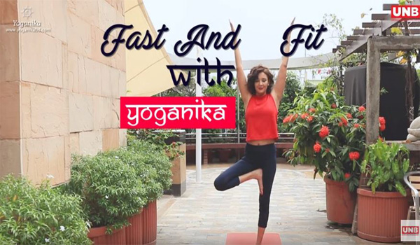 Fast & Fit with Yoganika | Ep -1