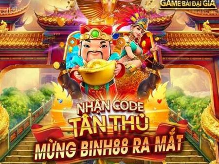 Binh88 [Event] Mừng game mới – Thả Code ở Comment