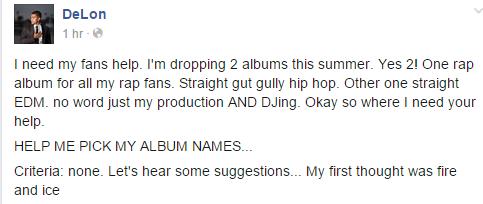 Delon album