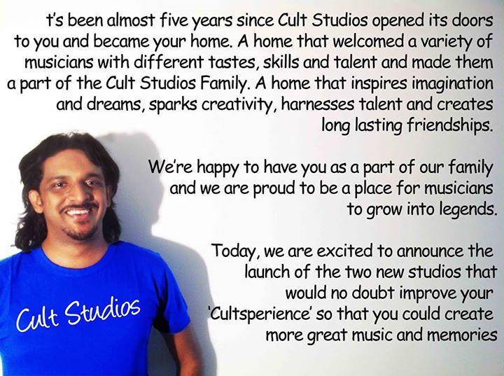 cult studio 1