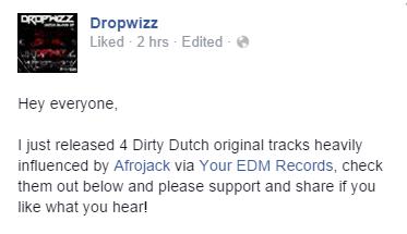 drop dutch