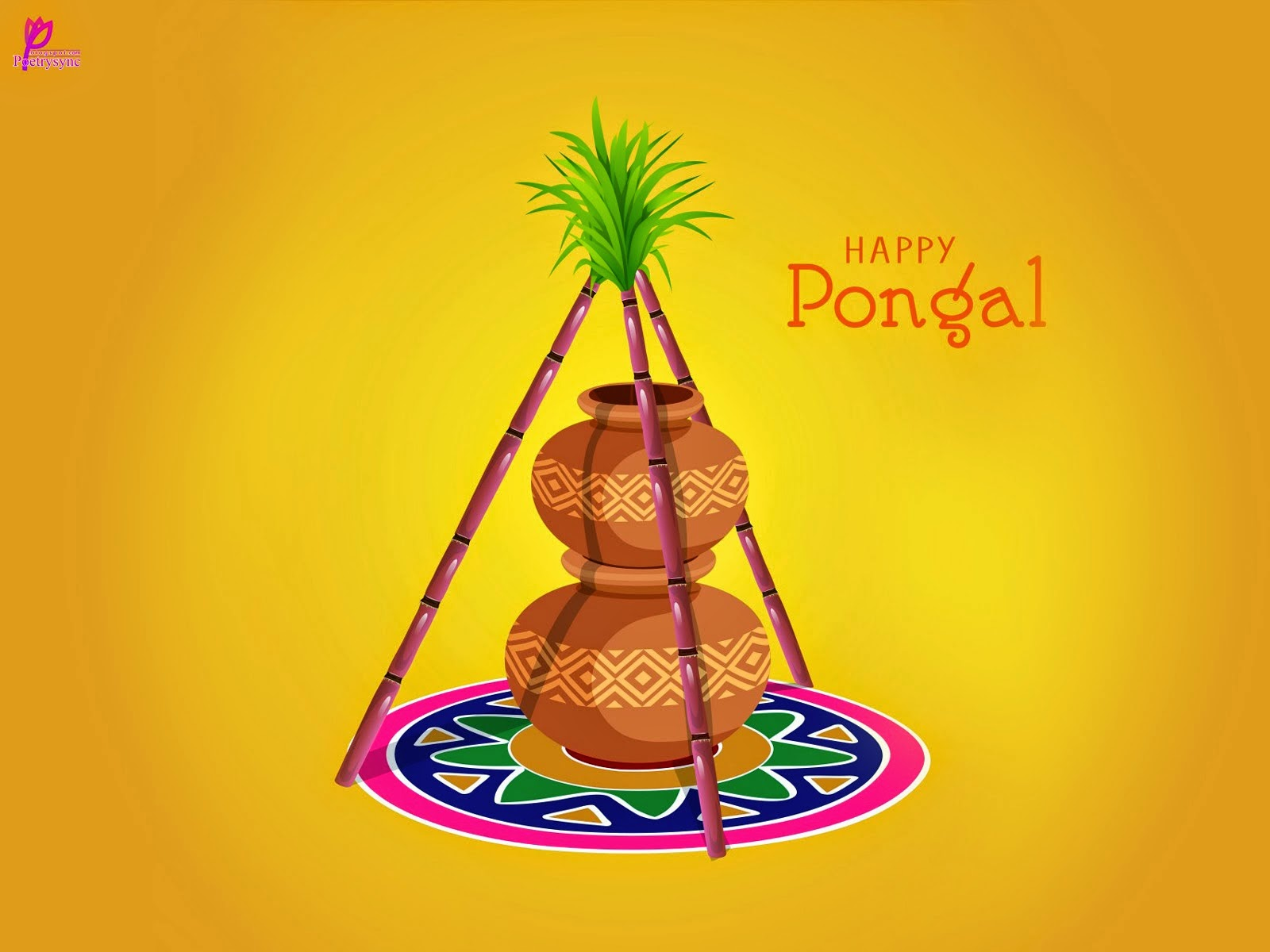 happy pongal wishes in tamil