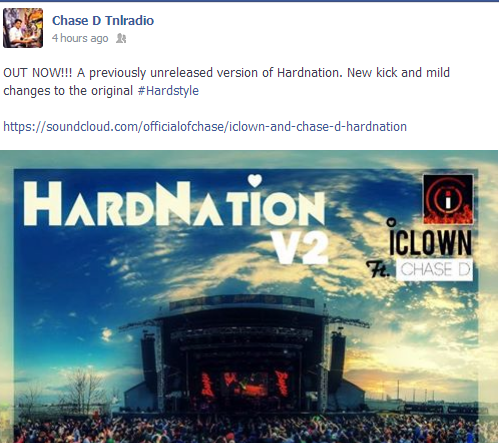 iclown ft chase D-hard nation v 2 1