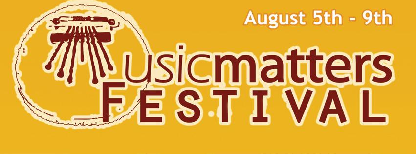 musicmatters festival