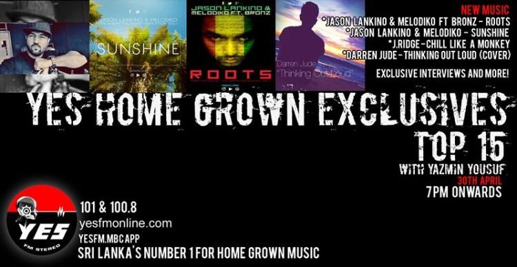 new music - 30th april