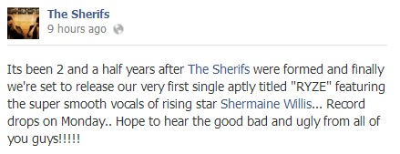 the sherifs
