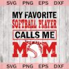 My favorite baseball player calls me mom png instant download sublimation graphics clipart