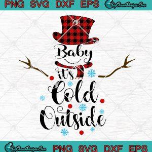 Baby It's Cold Outside Christmas SVG PNG EPS DXF Cricut file silhouette cameo 3 svg,svg cricut, silhouette svg files, cricut svg, silhouette svg, svg designs, vinyl svg
