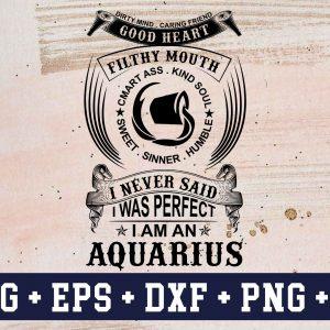 Funny aquarius svg,  aquarius birthday birthday, aquarius for family and friends, svg, png, eps, dxf digital