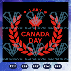 July canada day canada day svg in