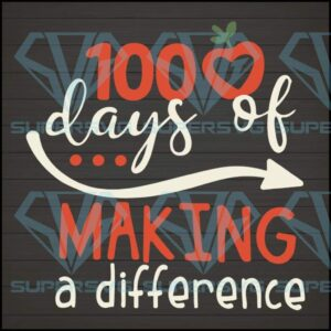Days of making a difference svg school