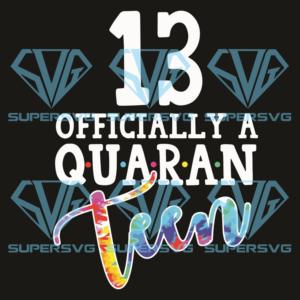 Officially a quaran tun svg bd
