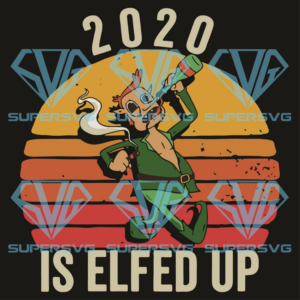 Is elfed up svg cm