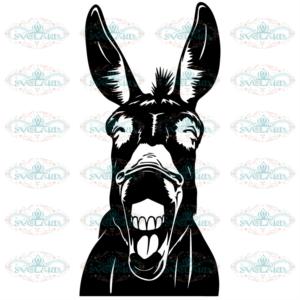 Donkey Svg AN220521ND14