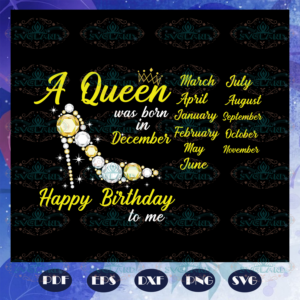 A Queen Svg BD13072020A25