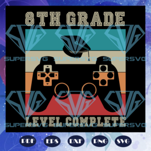Th grade level complete th birthday th birthday gift trending svg bd a