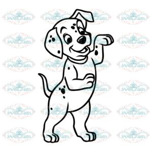 101 dalmatians free svg, disney svg, puppy svg, instant download, dog