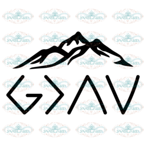 God is greater than the highs and lows svg free, trending svg,
