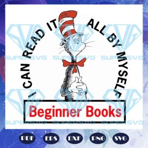 Beginer books svg dr