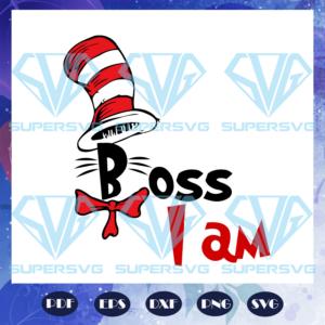 Boss i am svg dr