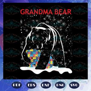 Grandma bear grandma bear svg AU2807202016