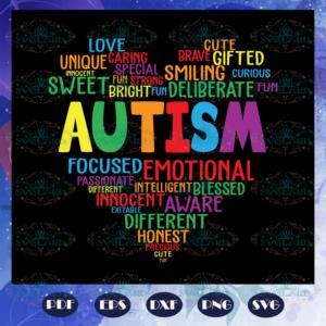 Autism heart autism svg AU28072020