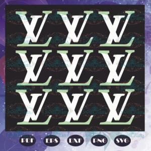 Louis Vuitton Svg, Brand Svg, LV Svg, Logo Louis Vuitton Svg, Pattern Svg, Brand