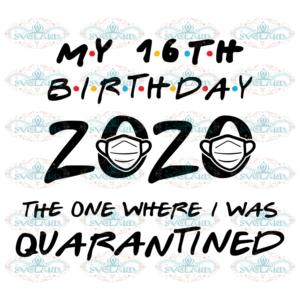 16th birthday svg BT202773