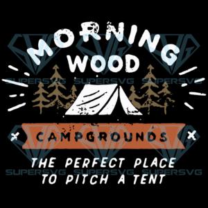 Morning wood svg td ph