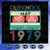 Old School May 1979 Svg BS28072020