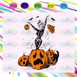 Trash witch SVG, Halloween svg, Halloween gift, Halloween shirt,
