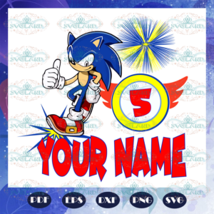 5 your name birthday svg BD11072020A14