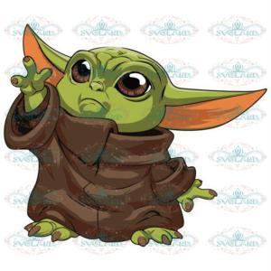 Yoda Svg, Star Wars Svg, Yoda Shirt, Yoda Gift, Yoda Lovers, Yoda
