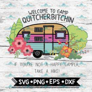 Camping Svg, Nature Svg, Camper Svg, Adventure Svg, Cricut File, Svg,
