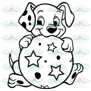 101 dalmatians svg BT202453