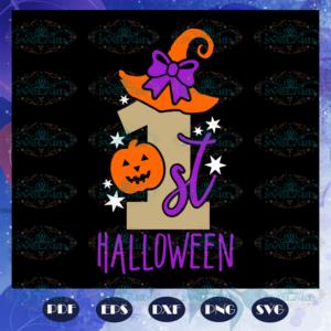 1st halloween 1st grade 1st grade 1st grade svg BS28072020