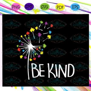 Be kind puzzle piece svg AU15072020